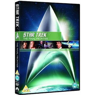 Star Trek 5: The Final Frontier (remastered) [DVD]